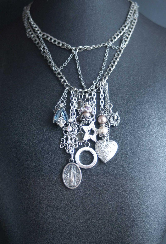 Chain tokin necklace_sm